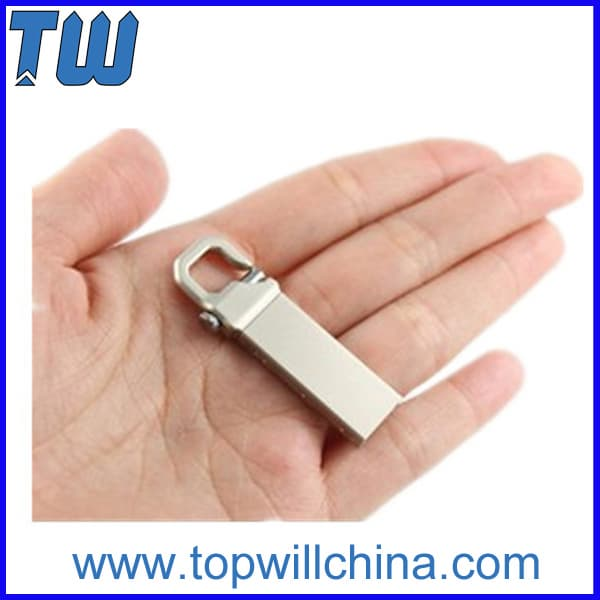 Tiny Metal Buckle 8GB Usb Flash Drive Free Shipment Easy Use