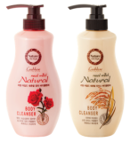 LEEBLESE Natural Body Cleanser_Rose_Rice_