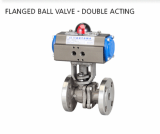 Flanged Ball Valve - Double Acting