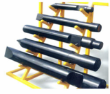 Soosan hydraulic breaker chisels