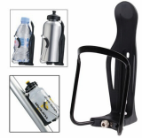 Adjustable Bicycle Bottle Cage _Black_