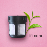 TEASCAFE Double Wall Vacuum_Sealed Presso Tumbler_No Leaking