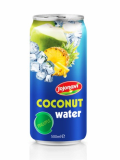 Pineapple Flavour Coconut Water In Aluminium Can