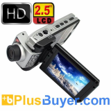 HD 1080P Car Camcorder 2.5 inch LCD Vehicle Video DVR Recorder