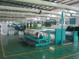 Recycled Stitch Bonded Nonwoven Fabrics (Oeko-Tex Standard, SCS Certificate)
