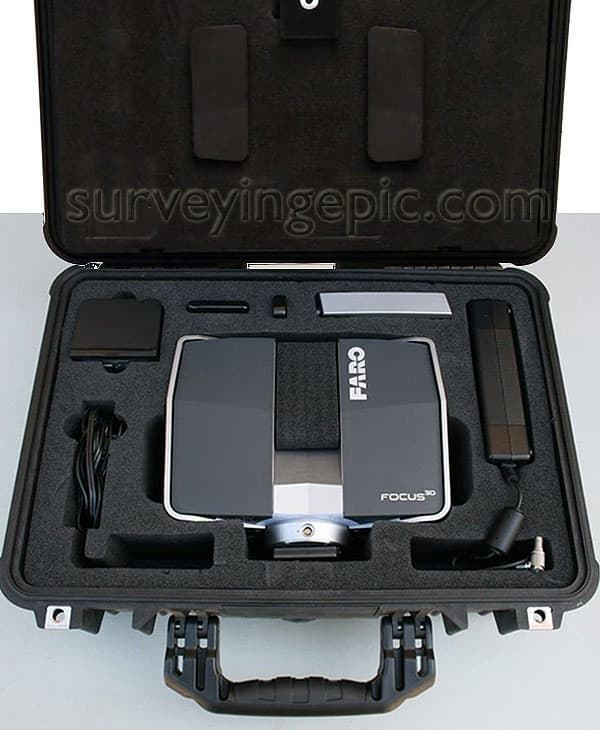 Used Faro Focus 3d S 120 Laser Scanner For Sale