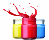 Water based ink_PU fluorescent pigment