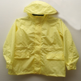 fashion raincoat