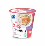 Kuruma Shrimp Cream Tteokbokki
