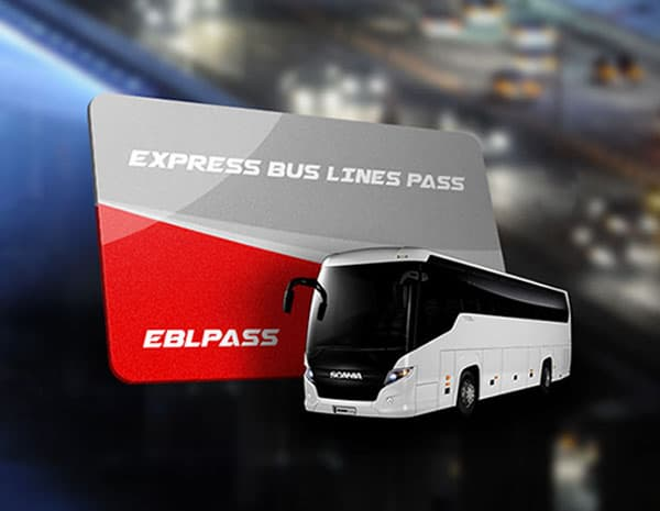 Express Bus Lines PASS
