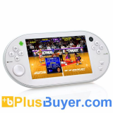 Emulation - 5 Inch Game Android Tablet (Gaming Console, Emulator, 1.2GHz Dual Core, 8GB)