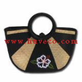 Highquality Handmade Bamboo Fashion Handbag