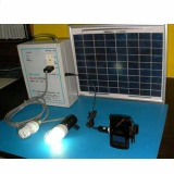Mini Solar system for Home appliances