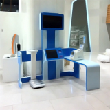 Basic Health check Kiosk
