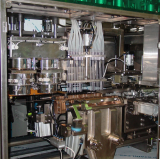 ASEPTIC B.F.S SMALL VOLUME PACKAGING MACHINE