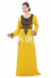 Royal Moroccan Kaftan Wedding Dress for Women Only