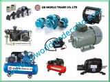 Electric Motor Compressor