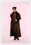 Women's ( Ladies ) Maxi Coat-2