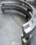 flange, forged nozzle, wind power flange