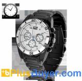 Men Professional European Style Quartz Wrist Watch
