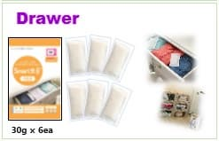 Reusable Dehumidifier B-type Silica Gel