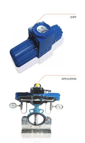 ELECTRO_HYDRAULIC POWER PACK