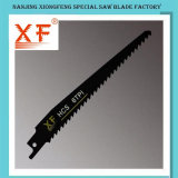 152mm HCS Recip_ Saw Blade for Cutting Construction Timber