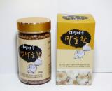 Maneul-Whan (a baked garlic tablet)
