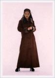 Women's ( Ladies ) Maxi Coat-1