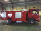 Fire Fighting Chemical Pumper