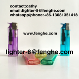 FH_816 high quality disposable electric gas lighter in China
