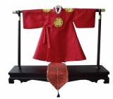 Dress miniature of King