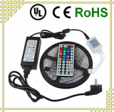 RGB Color Changing Flexible LED Strip with Remote Controller