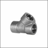 duplex stainless ASTMA182 F61 socket weld tee