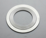Sell Metal Corrugated Gasket, Kammprofile Gasket, Metal serrated gasket, with outer ring (Floating)