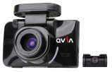 QVIA 2CH DASH CAM Z970 _ Full HD _ Optical Zoom _ GPS _ Wi_F