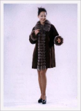 Women's ( Ladies ) Half coat-2