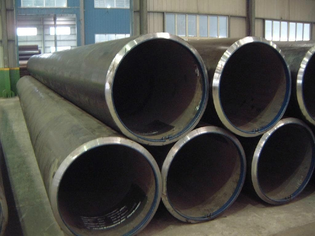 Api l astm a grade b seamless steel pipe