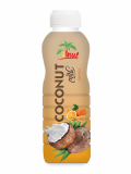 Coconut Water Milk Orange