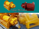 10 ton -18ton hydraulic winch for customizing