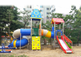 playground-space travel-