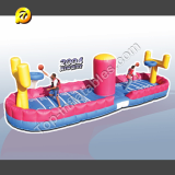 Basketball court inflatable sports games Sp1_013