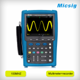 100MHz automotive digital storage handheld oscilloscopes