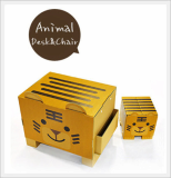 Animal Desk & Chair Set