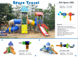 Playground equipment-SPACE TRAVEL-