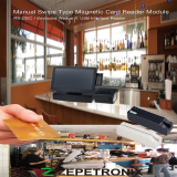 Manual Swipe Type  IC _ Magnetic Card Read