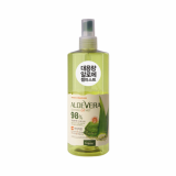 White Organia Goodnature Aloe Vera 98_ Soothing Gel Mist