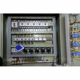 Electric Control Panel _Pneumatic_ Heat_ Etc__