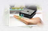 Pico LED DLP 40LM Mini Projector Mini Portable Video Projector With VGA AV HDMI Multimedia Projector
