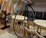 rexbike_highwheel bicycles_classic bike_antique_pennyfathing